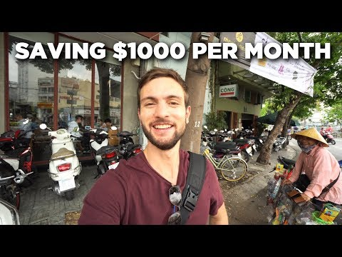 Saving $1000 Per Month Teaching English In Vietnam (I'm Flying to Hanoi!)