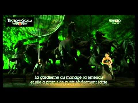 La Walkyrie - La Scala de Milan