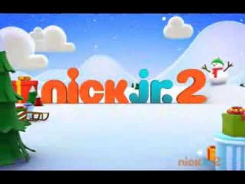 Nick Jr 2 UK - Christmas Continuity 22.12.2013 - YouTube