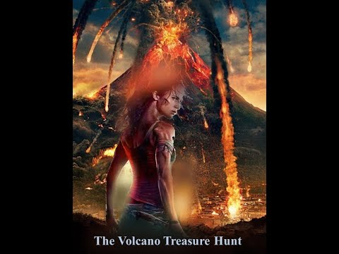 Download The Volcano Treasure Hunt   Hollywood Movie in Hindi Dubbed Full Action HD   2021Full Movie