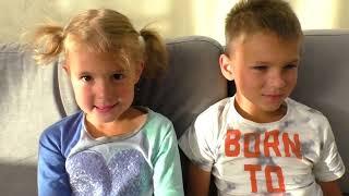 Stefy e a história das crianças boo boo