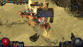 Path Of Exile - Sunder duelist clear speed