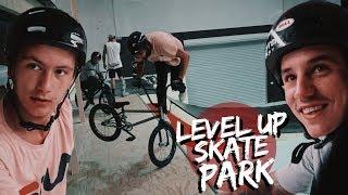 Introducing Level Up Skatepark
