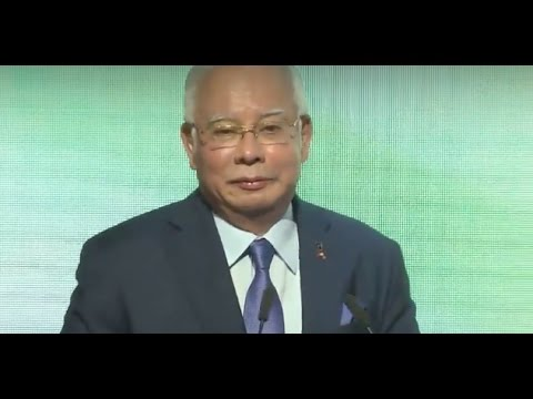 ASEAN 2017: Malaysia PM Najib Razak at Prosperity For All Summit