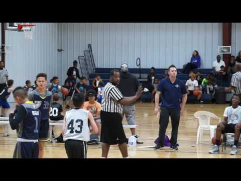 VEBC 8 Antonio vs Becker Middle School Clip 1