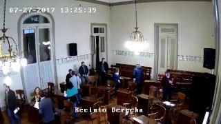 Transmisión en directo de Concejo Deliberante de Tandil (27/07/2017)