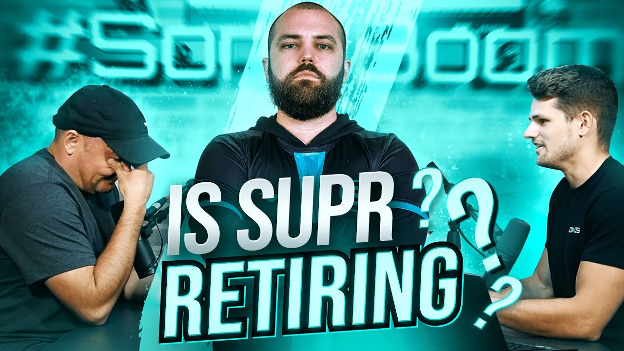Is Supr Retiring From Rainbow Six Siege? | Soniqs Podcast #6