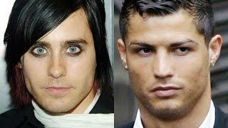 10 знаменитых мужчин, которые любят макияж