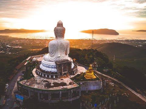 BIG BUDDHA PHUKET THAILAND - KATA BEACH