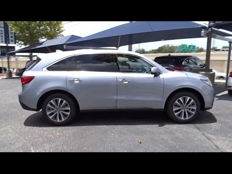 2016 Acura MDX San Antonio, Austin, Houston, Dallas, Boerne, TX A60740