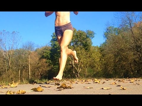 Running with Collapsed Arches? Why Barefoot May Be BEST!
