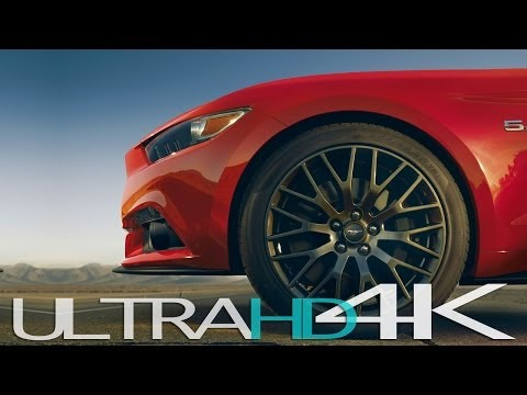 New Ford Mustang Videos EN 4K ULTRA HD