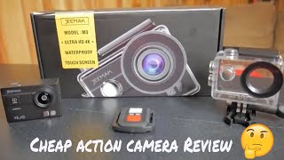 Budget 4k Action camera review.. are they worth it ? Lets put it to the test !