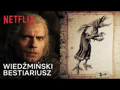 """Skąd wzięły się potwory w """"Wiedźminie""""? Bestiariusz"""