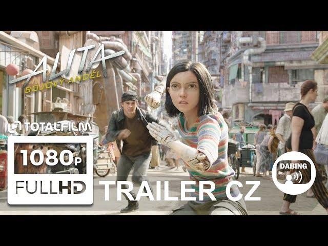 Alita: Bojový anděl (2019) CZ dabing HD trailer