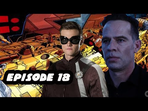 Infinite Crisis And Thinker Final Plan! The Flash Season 4 Episode 18 Review