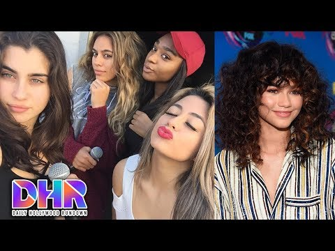 Fifth Harmony SHUTS DOWN Camila Interview Q's - Zendaya Defends Fan for Dressing Like Her (DHR)