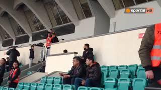 Ради Василев ще гледа квалификацията от трибуните