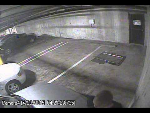 04-23-15 04:21am - Asian male casing the property and breaking into cars