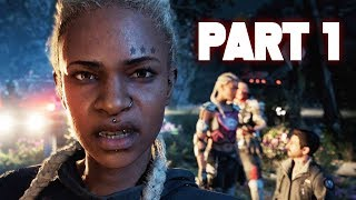 Far Cry New Dawn Walkthrough Gameplay Part 1 - Intro + Mission 1 - 1+ HOUR FULL GAME!