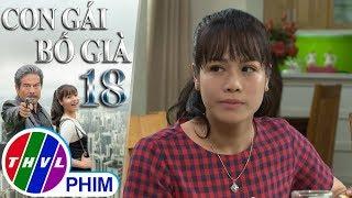 THVL | Con gái bố già - Tập 18[2]: Kim Cương thăm dò phản ứng của ba khi biết mình có đối tượng