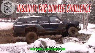 INSANITY FAB WINTER CHALLENGE 2020!