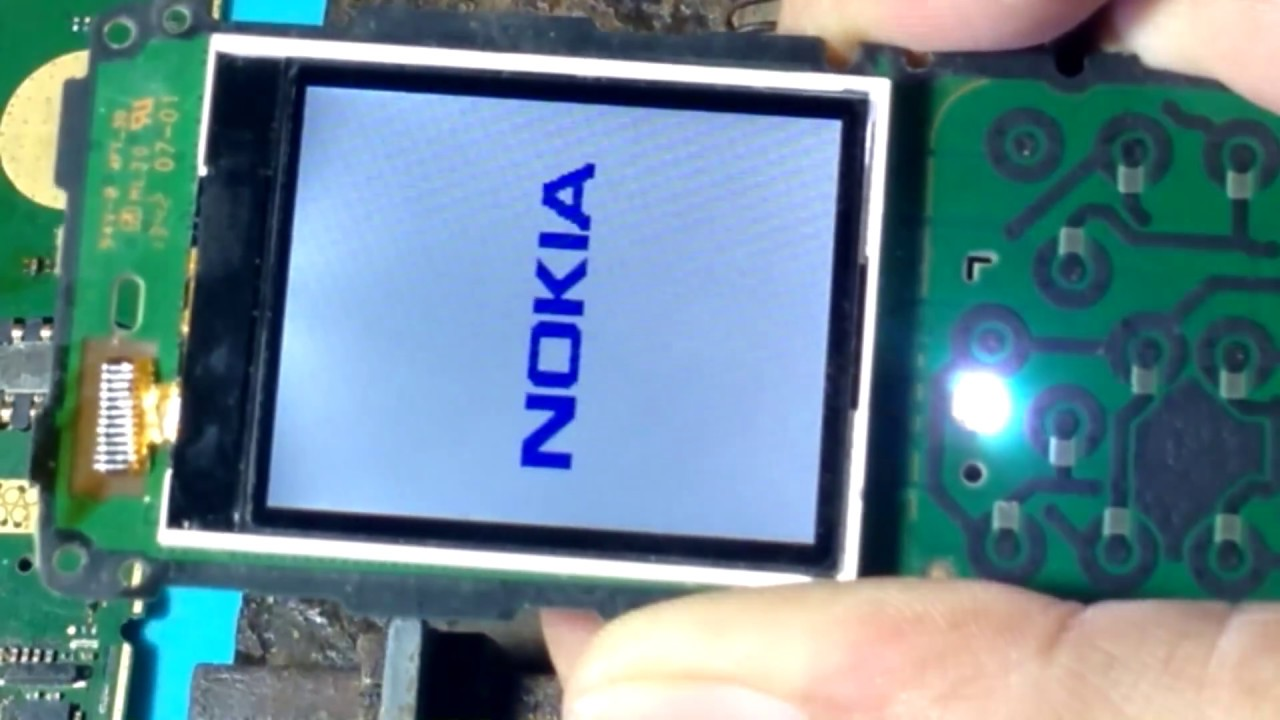 Nokia 107 White Display Solution Lcd Problem Youtube Above An Schematic Diagram Of A Sim Circuit On Mobile Phone