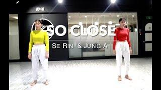 MIND DANCE(마인드댄스) 실용무용 입시반(Duet) 8:30 Class | NOTD - So Close | 세린, 정아