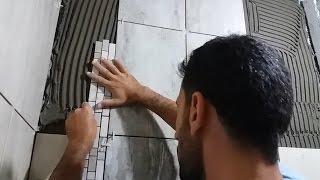 Lavabo# wc# Fayans işçiliğinde ilk ve son görüntüler