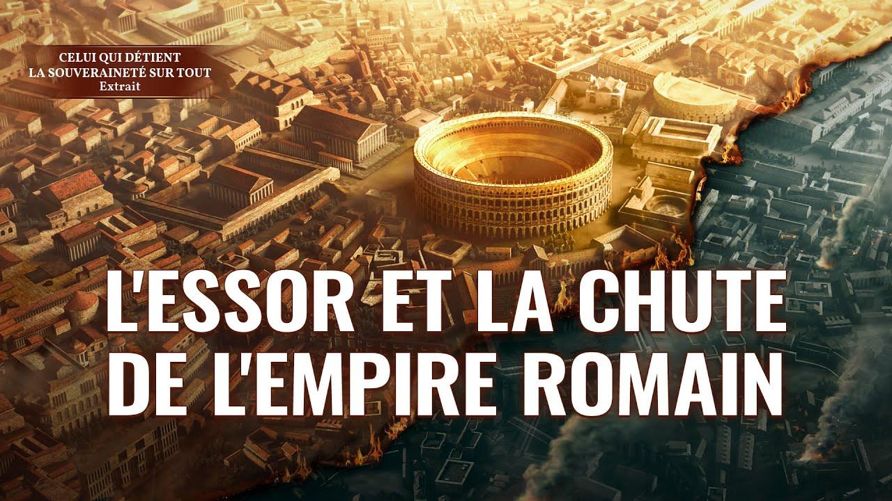 Documentaire d'histoire chrétien en français « Celui qui détient la souveraineté sur tout »