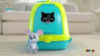 Macskaház Cat's House Veterinary Smoby