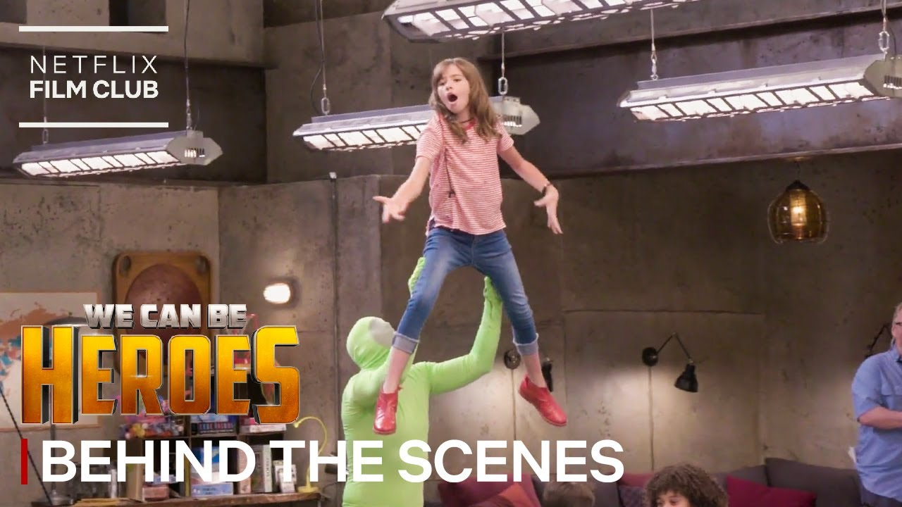 "Download Making Of ""Meet The Super Kids"" Scene 