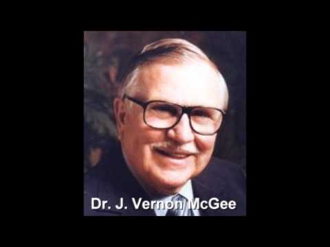 J. Vernon McGee - The Success Story of a Failure