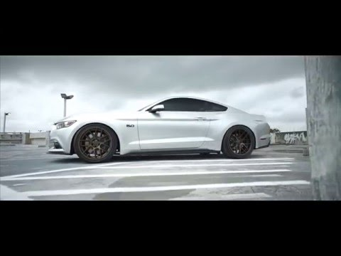 Post Pix Of Your S550 With Aftermarket Wheels And Tires