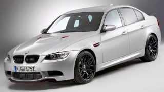 BMW M3 CRT 2012 Videos