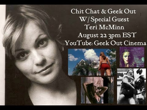 Chit Chat & Geek Out W Special Guest Teri McMinn