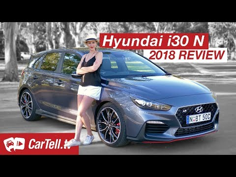 2018 Hyundai i30 N review CarTell.tv