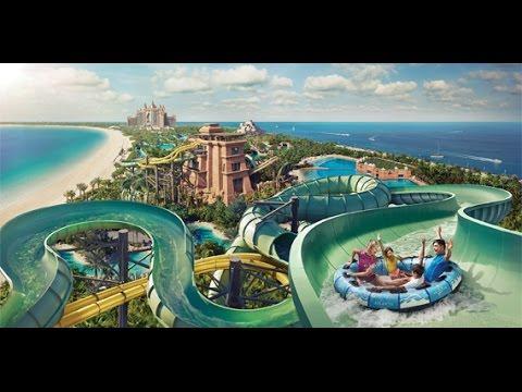 Дубай аквапарк атлантис видео эконом квартиры в дубай купить