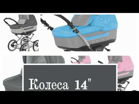 Детские коляски. Royal 2 в 1 Adamex( Польша)
