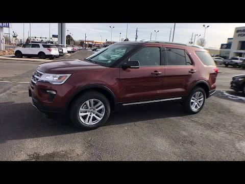 2018 Ford Explorer Centennial CO, Littleton CO, Fort Collins CO, Greeley CO, Cheyenne WY JGA19328