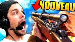 QUADFEED AU NOUVEAU SNIPER !! (Call of Duty: World War 2)