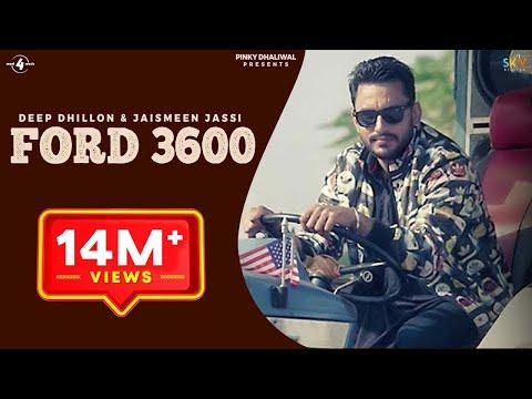 New Punjabi Songs 2016 ⚫ FORD 3600 (GUDDIYAN) ⚫ DEEP DHILLON & JAISMEEN JASSI ⚫ Punjabi Songs 2016