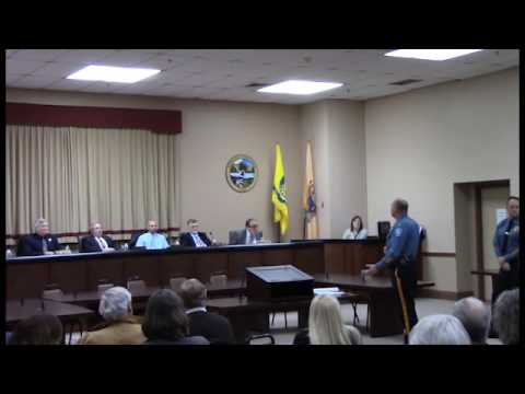March 22 2017 Sussex County Board of Chosen Freeholders
