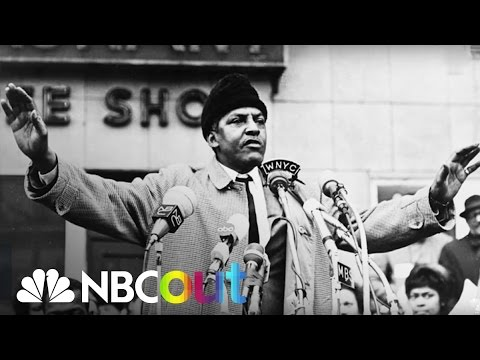 Civil Rights Activist Bayard Rustin | Flashback | NBC News