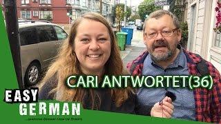 Cari antwortet (36) - Januszs Erfahrungen in Deutschland | Wir suchen Dates für Isi und Ben
