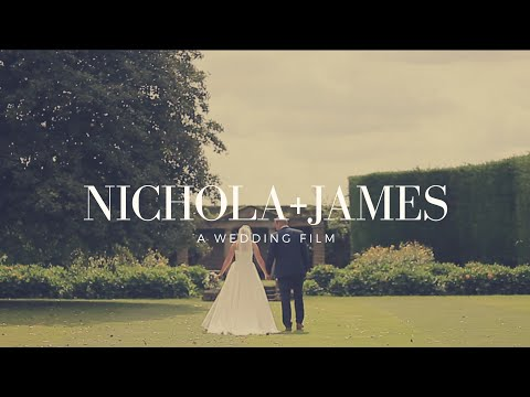 Nichola+James • Hooton Pagnell Hall • Great Day Films