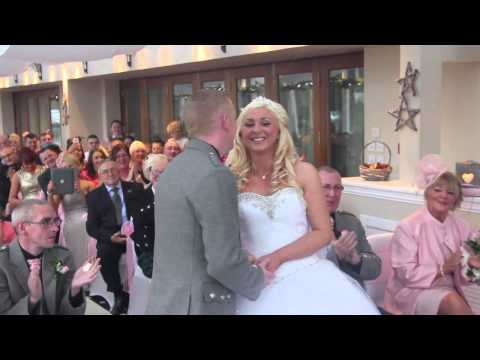 Gemma & Bobby - Our Wedding Highlights -  Rosslea Hall Hotel