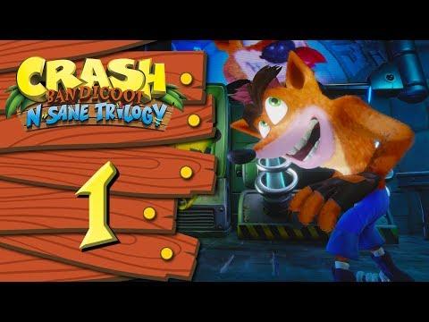 Crash Bandicoot N Sane Trilogy ITA [Parte 1 - Il Ritorno]