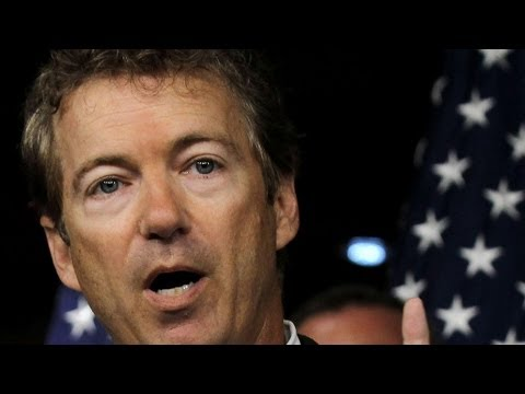 Sen. Rand Paul: End Foreign Aid, Support FEMA
