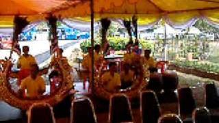 Musik zur Yok Kru Zeremony 17. März 2008 Thailand